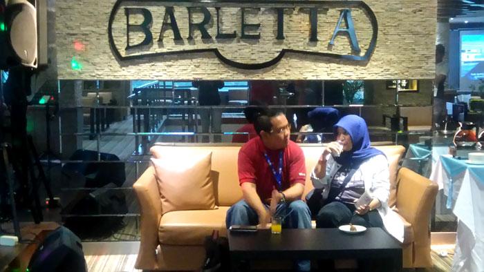 Barletta Dining and Lounge.