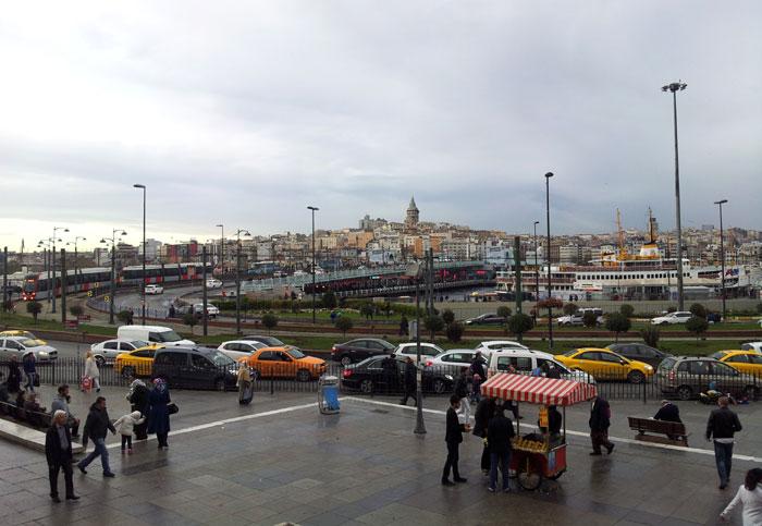 Istanbul sisi Eropa