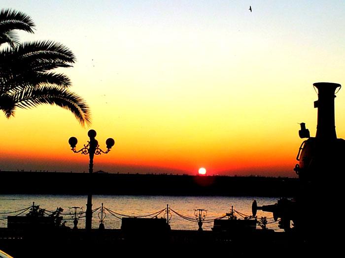 Sunset di Kadikoy