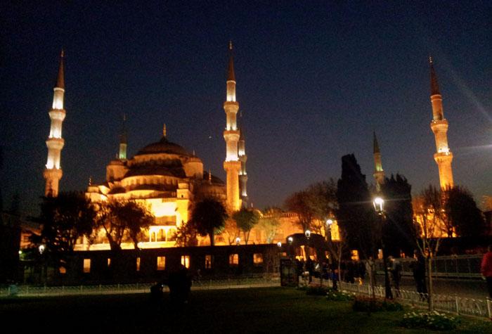 Blue Mosque / Masjid Biru / Fatih Camii