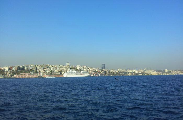 Istanbul sisi Asia (Anatolia)