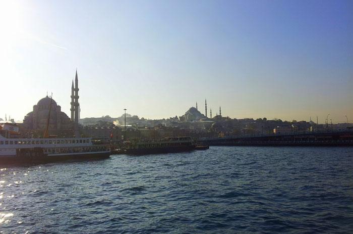 Istanbul sisi Eropa (Rumeli)