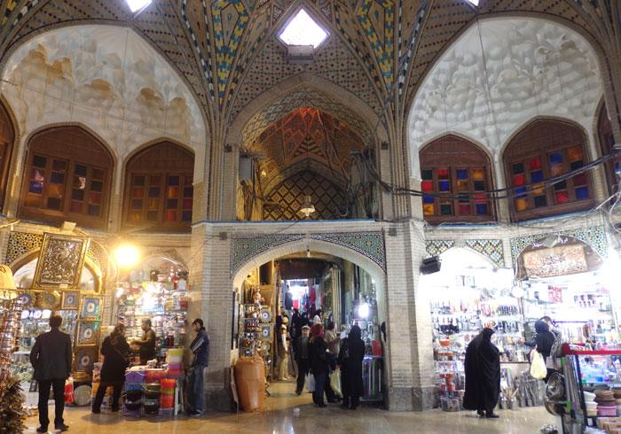 Bazar Bozorg Tehran