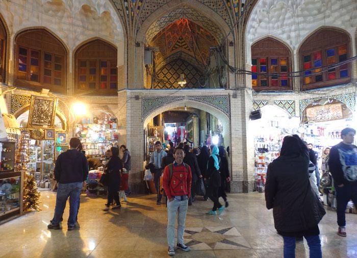 Grand Bazar Teheran