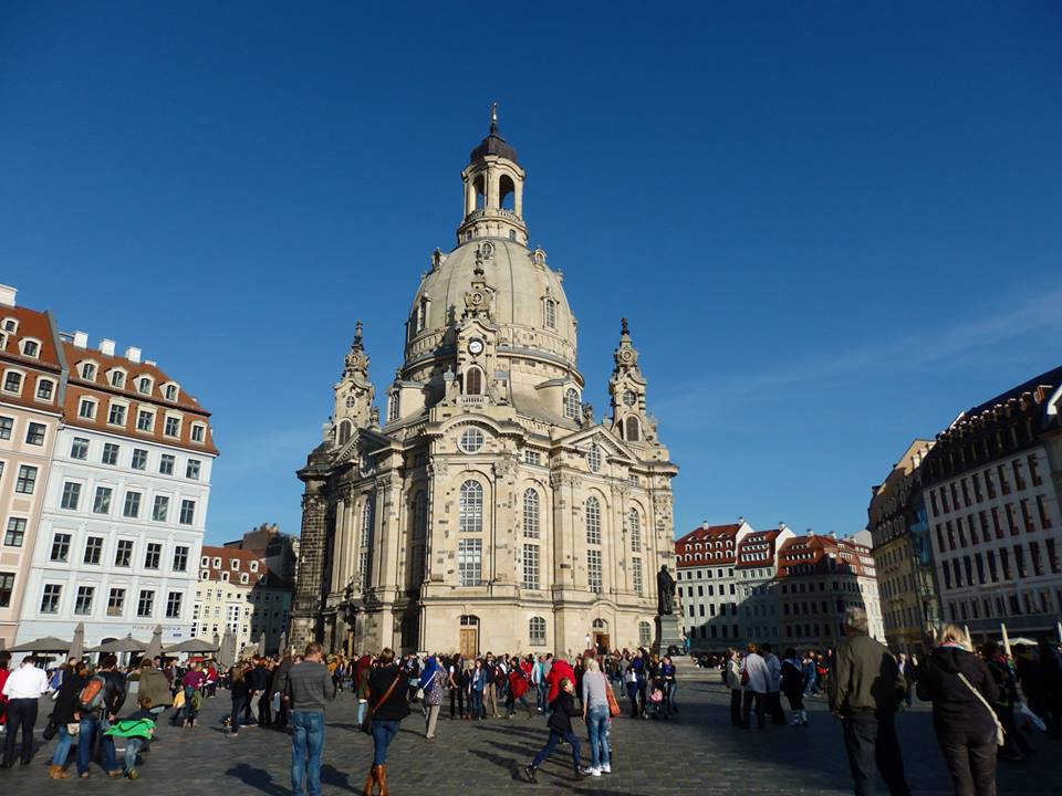 Jalan-jalan di Dresden