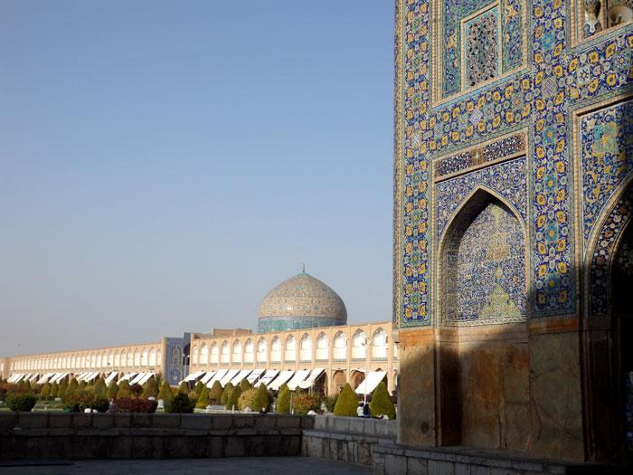 Fazad Masjid Imam