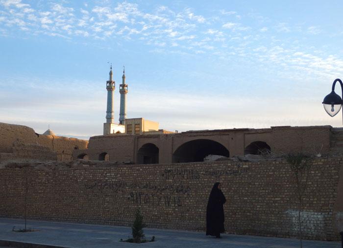 Solo Traveling di Iran