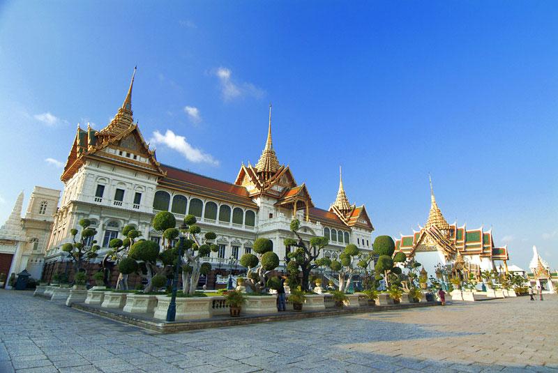 Grand Palace Bangkok Tujuan Wisata Utama Di Thailand